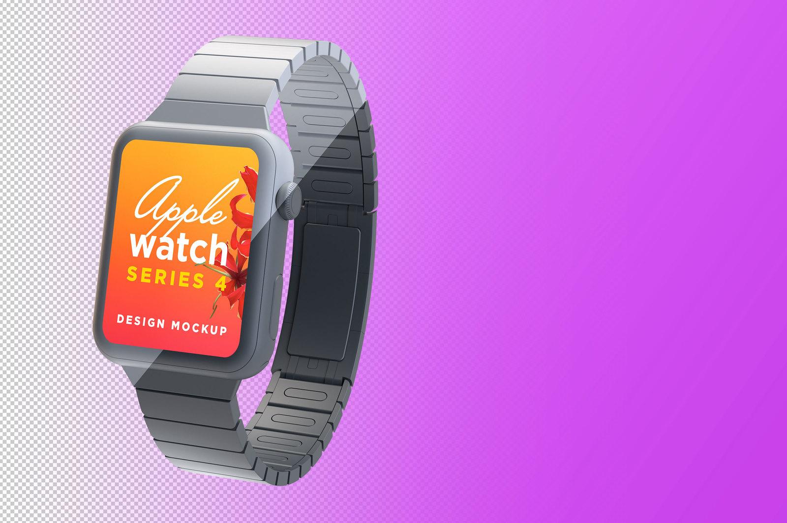 Apple Watch Design Mockups
