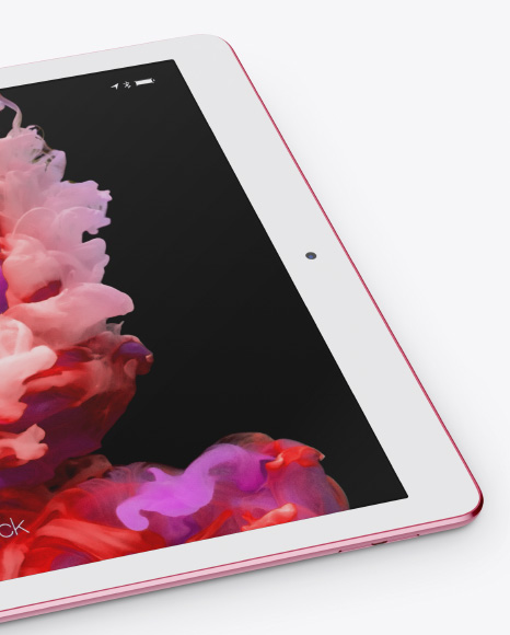 iPad Pro 12.9 Mockup