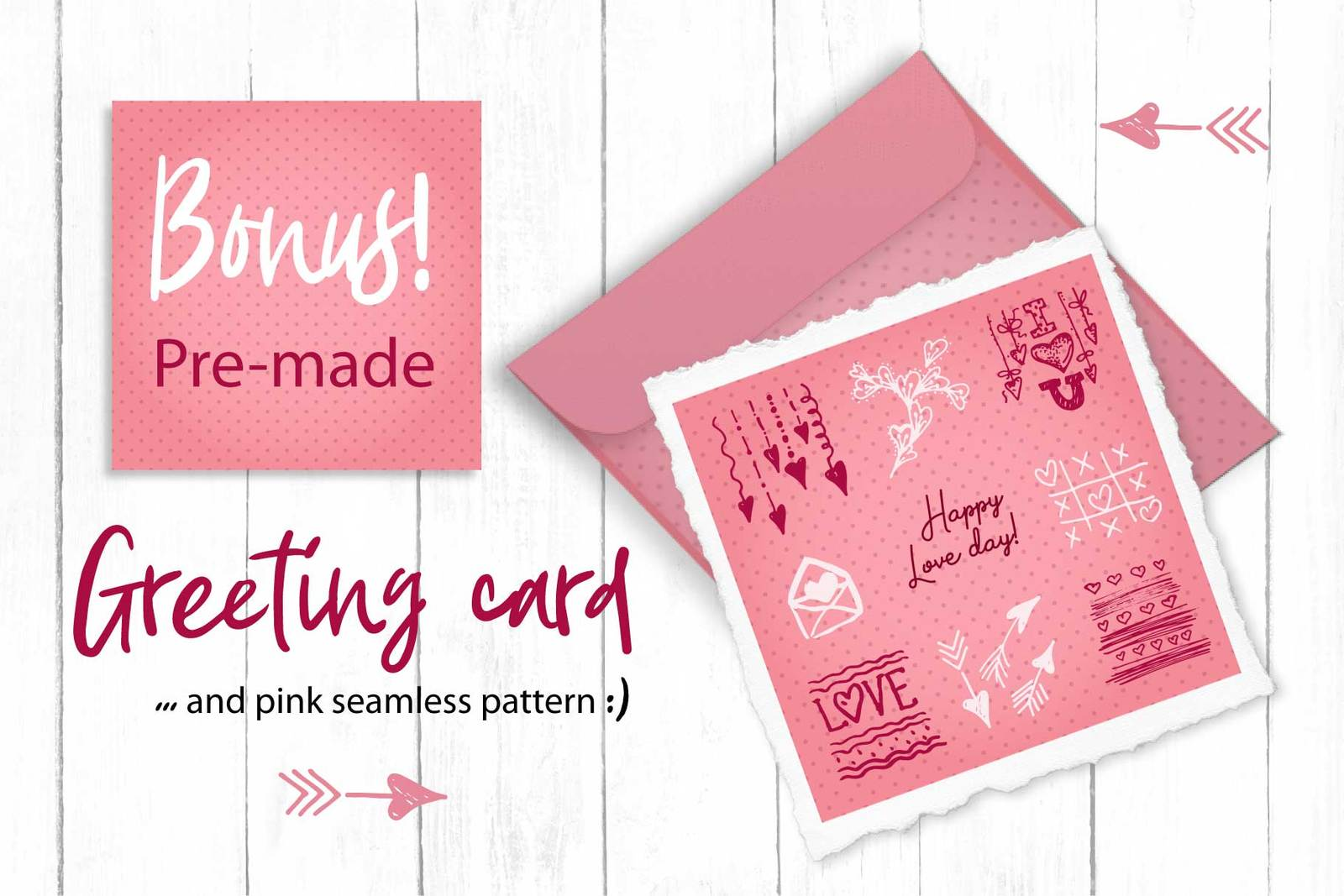Lovely valentines day set - #1 SVG collection