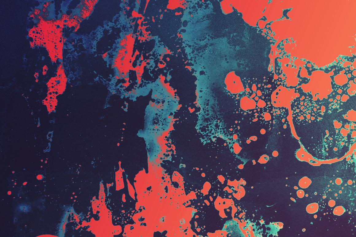 Neo Grunge: Photoshop Layers Styles