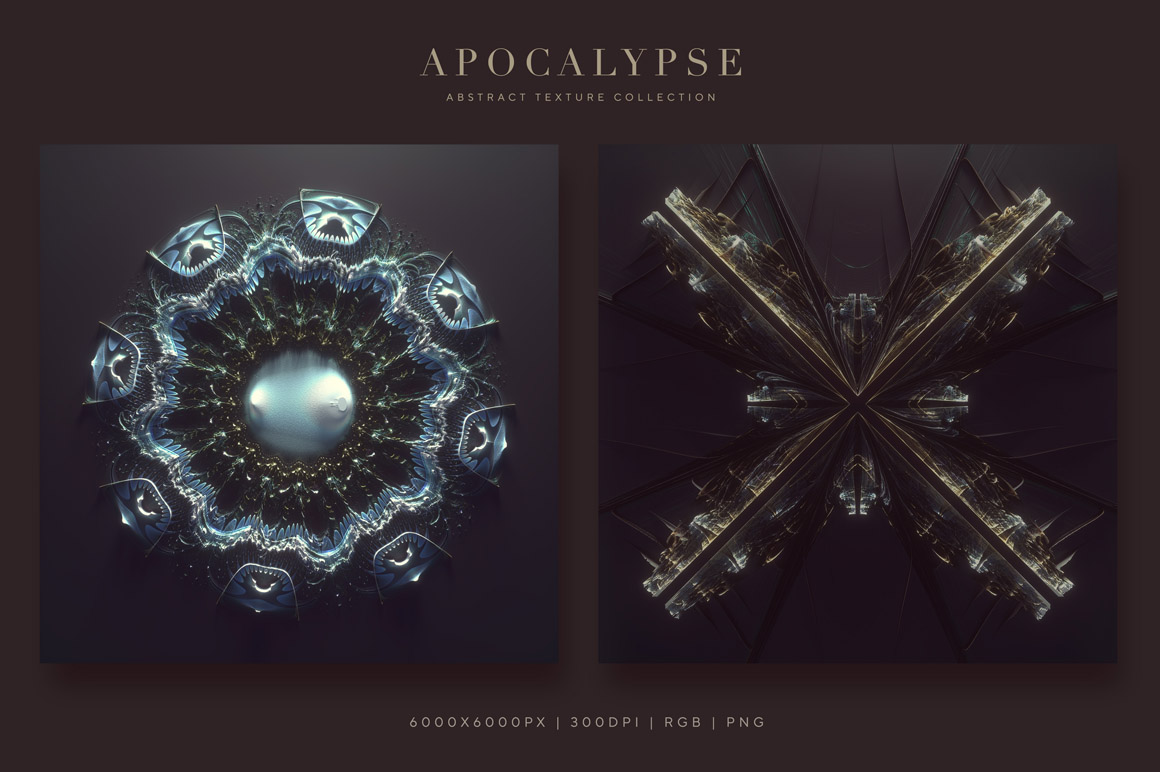 Apocalypse: Abstract Textures