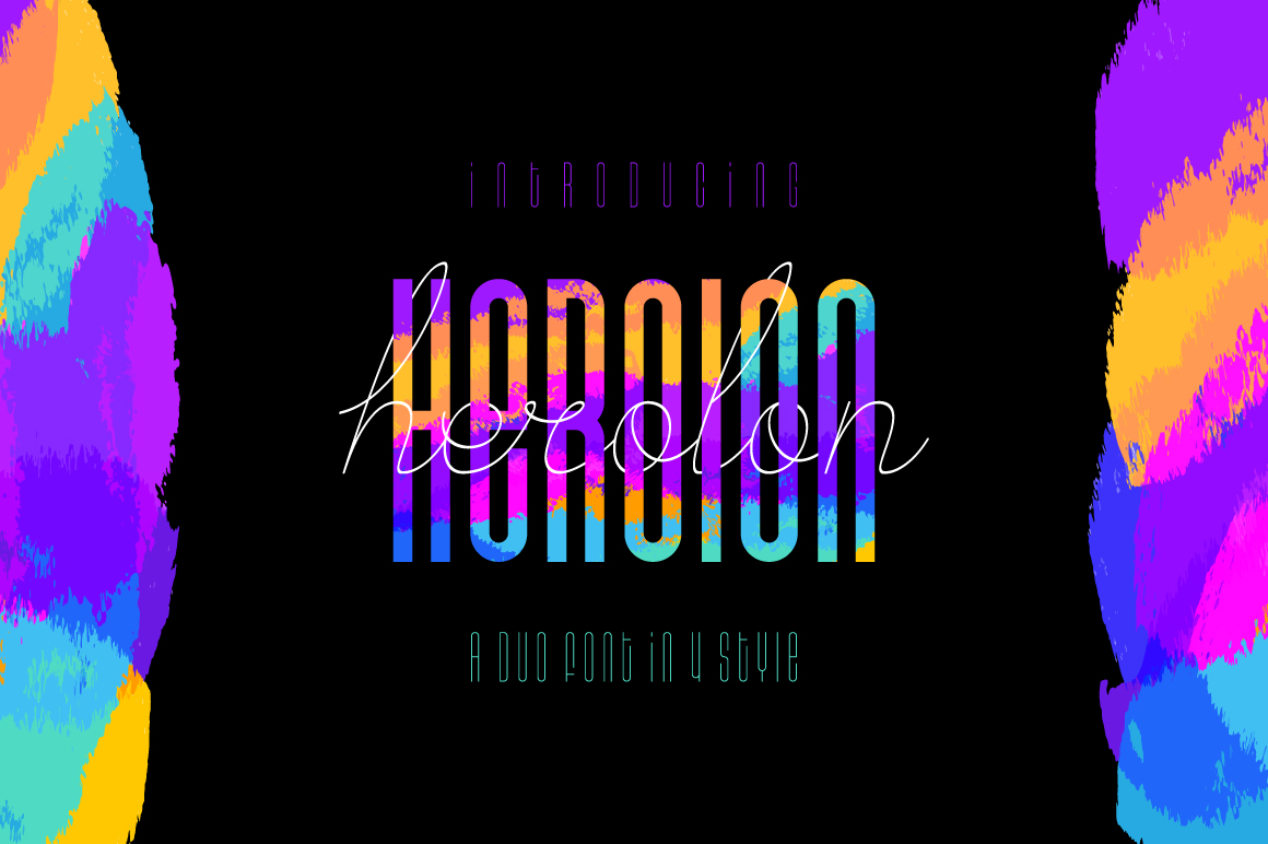 Herolon Duo Font