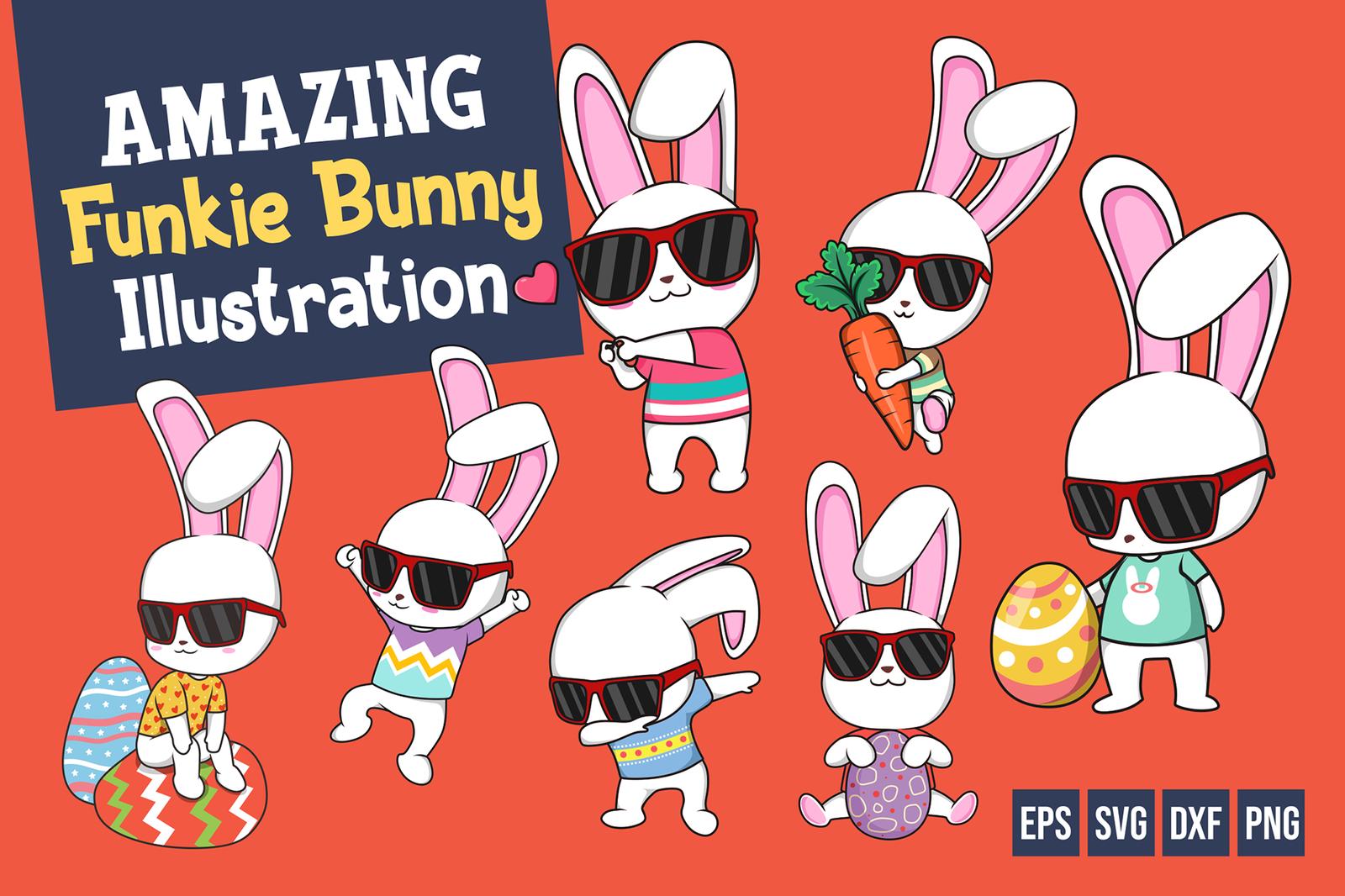 Funkie Bunny