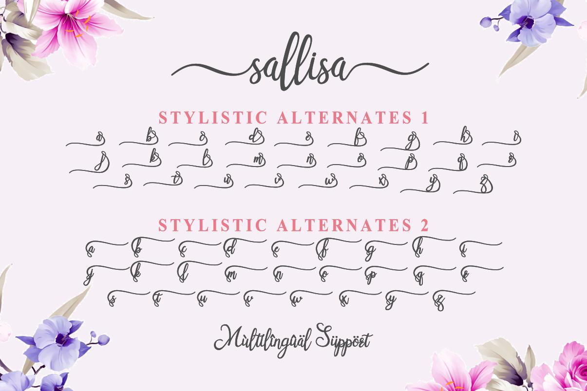Sallisa
