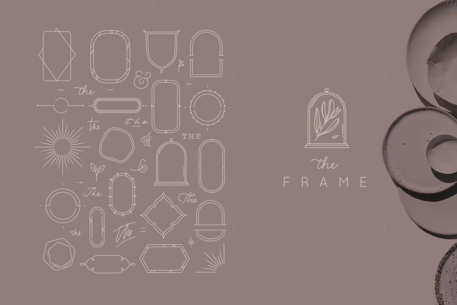 Logo Element Flat