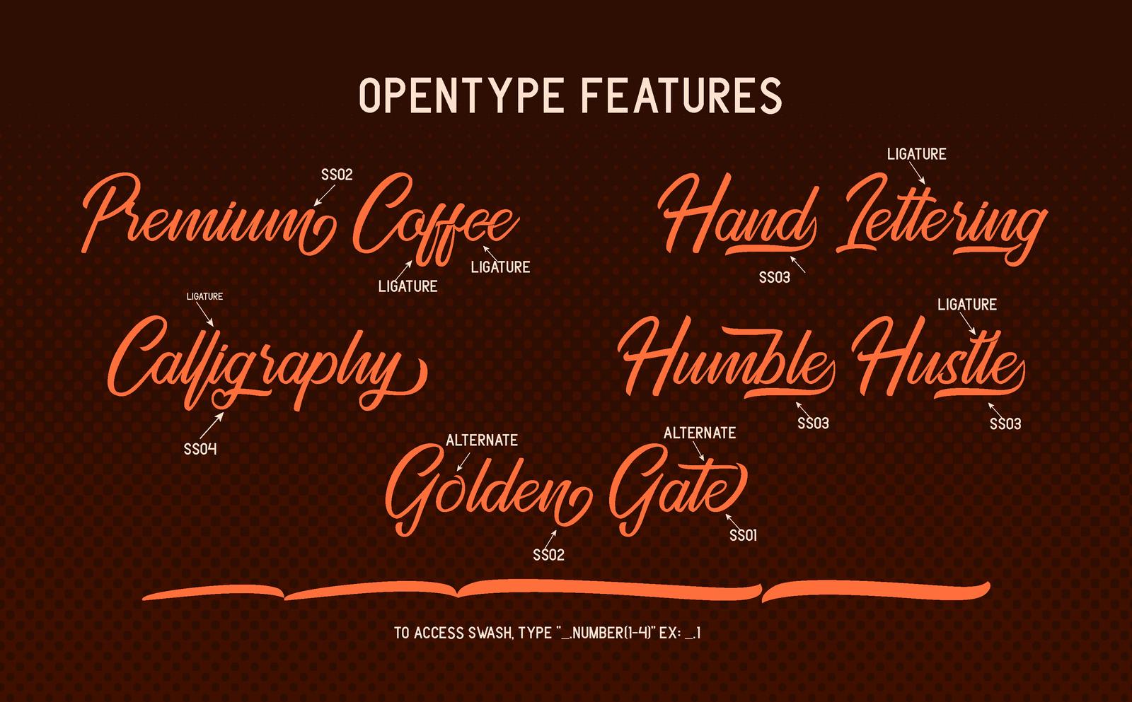 Golden Gate - Font Duo