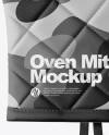 Oven Mitt Mockup