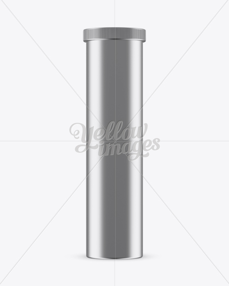 Download Metallic Effervescent Tablets Tube Mockup Front View High Angle Shot In Tube Mockups On Yellow Images Object Mockups PSD Mockup Templates