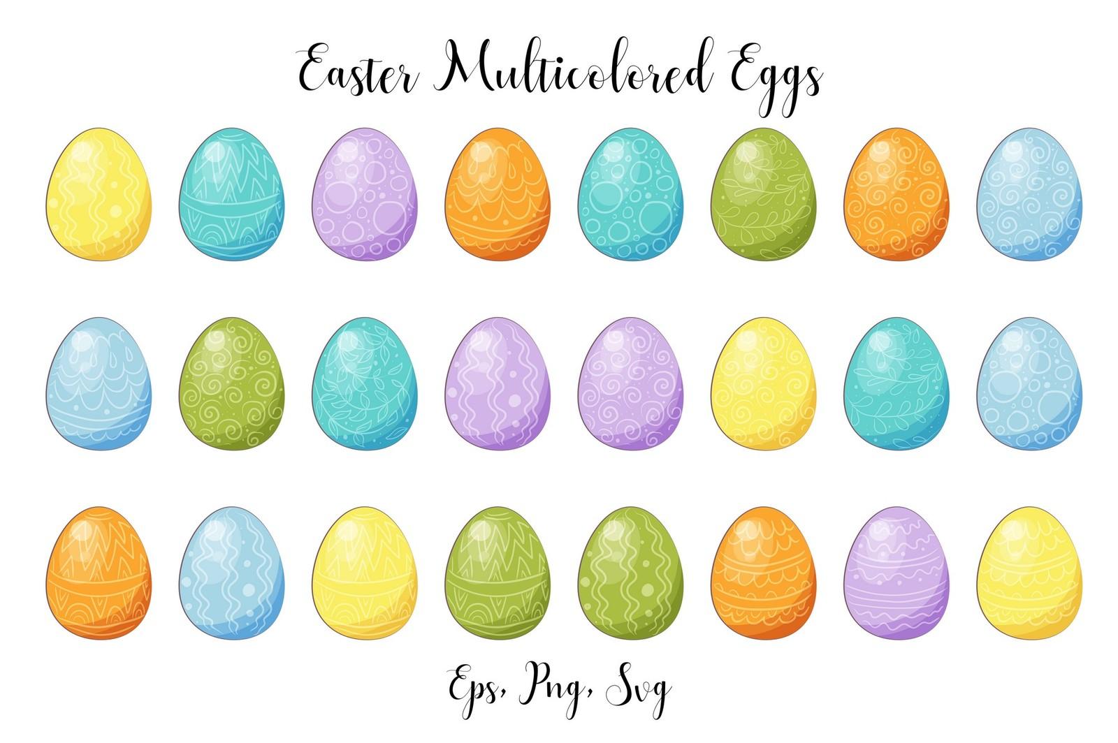 Easter – vector clip art