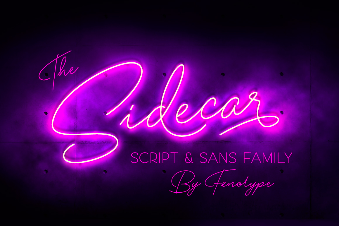 Sidecar Script & Sans