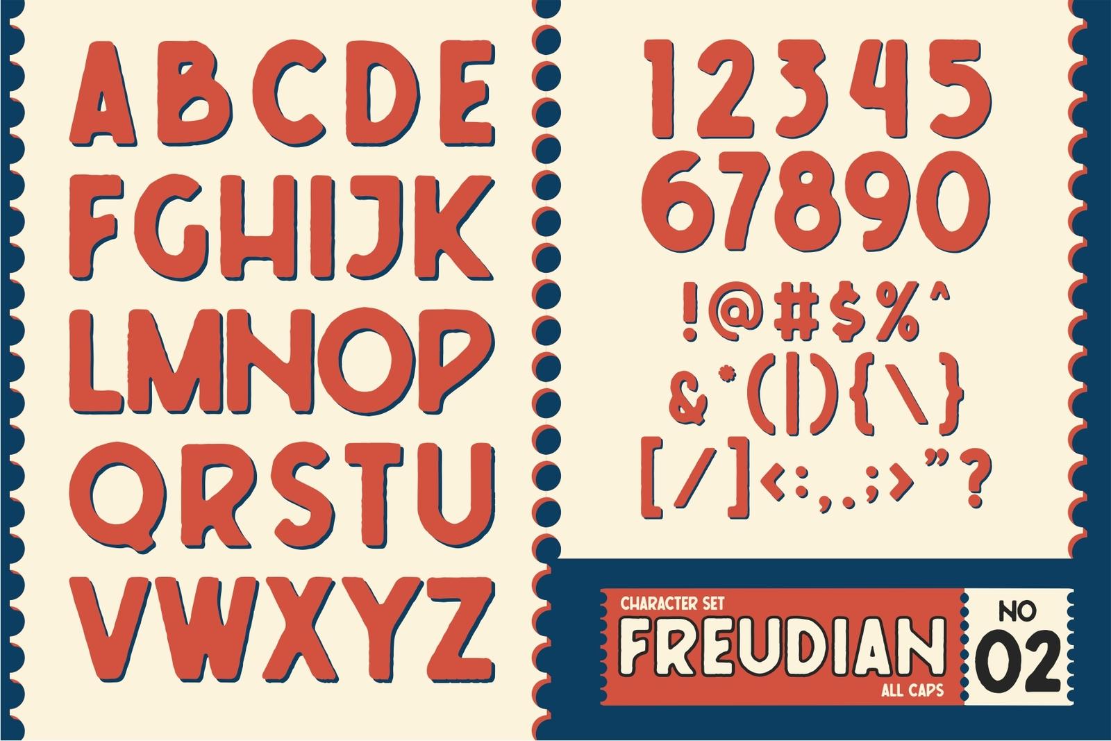 Freudian Typeface