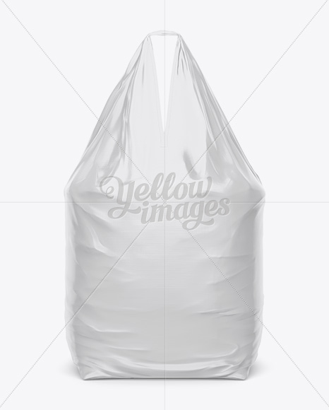 Download Plastic Bag Mockup Free Download Yellow Images