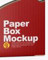 Box Mockup