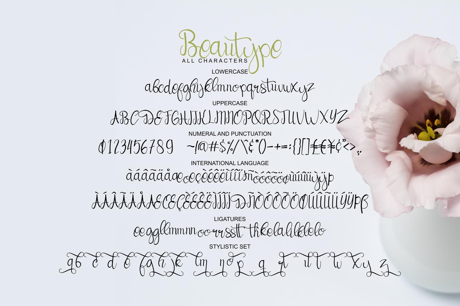 Beautype