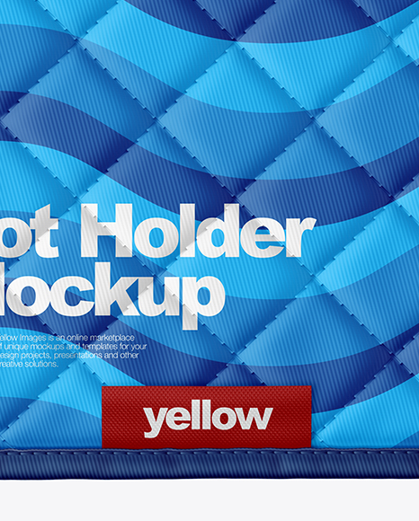 Download Oven Mitt Mockup Yellowimages