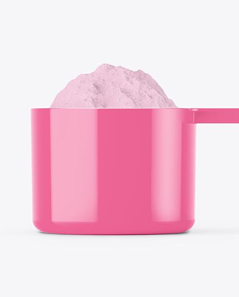 Plastic Powder Scoop