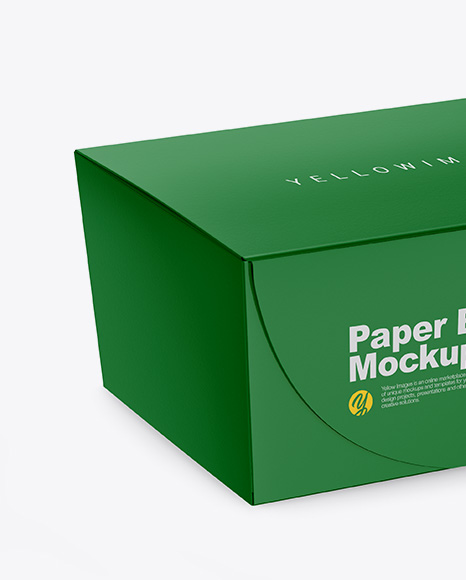 Download Matte Box Mockup PSD - Free PSD Mockup Templates