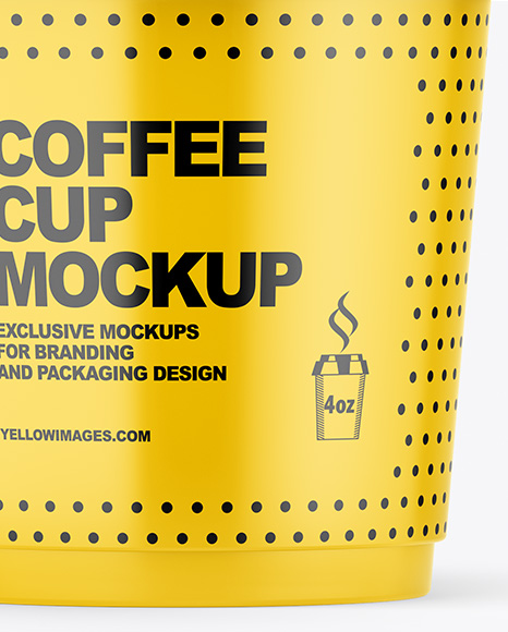 Coffee Mockup Free Psd