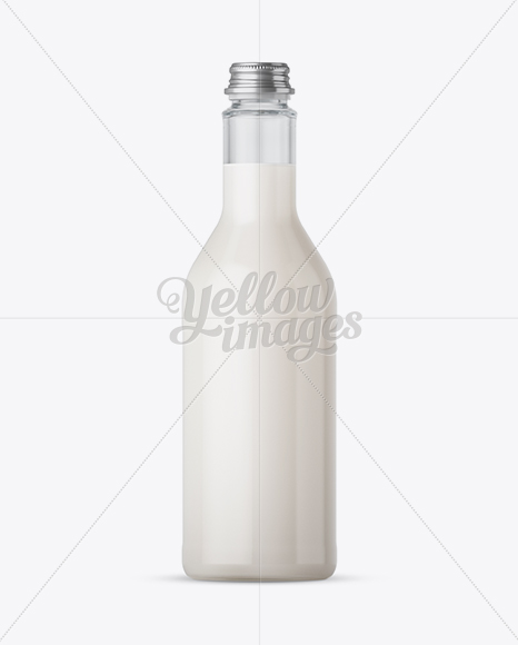 Download Clear Glass Dropper Bottle With Metal Cap Mockup PSD - Free PSD Mockup Templates