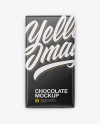 Chocolate Bar Mockup