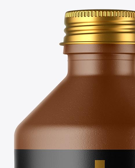 Ceramic Bottle Mockup