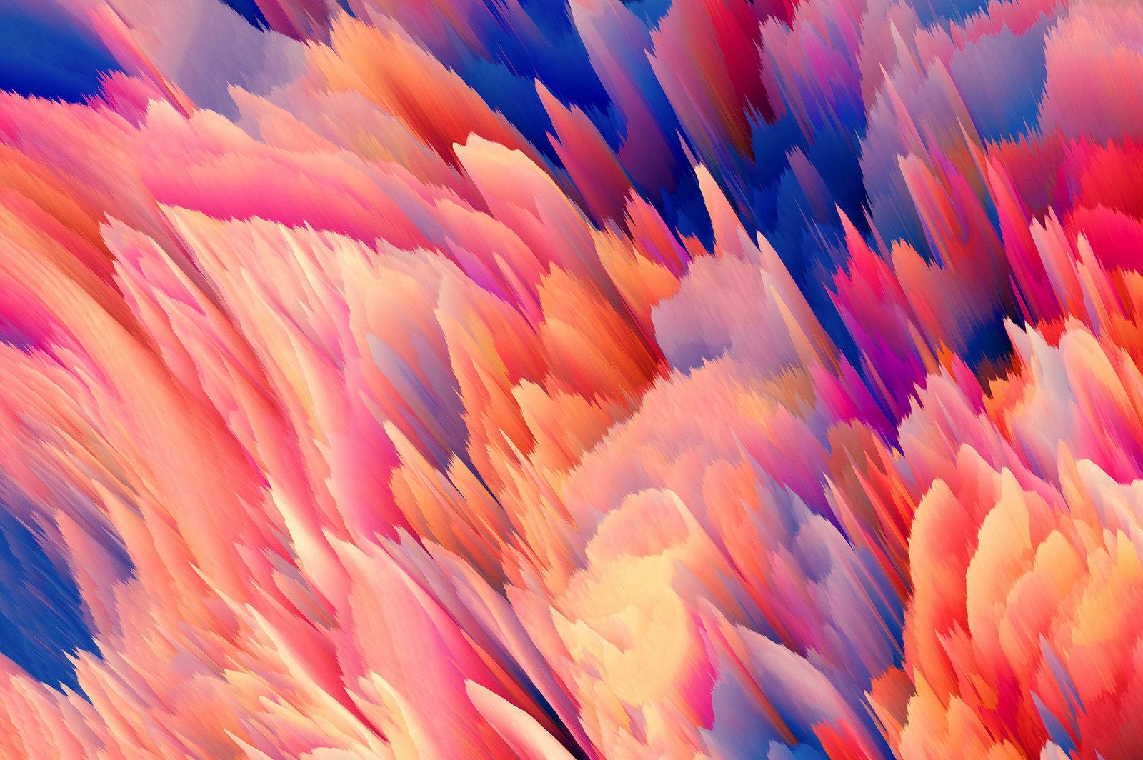 Vitality: 12 Dynamic 3D Textures