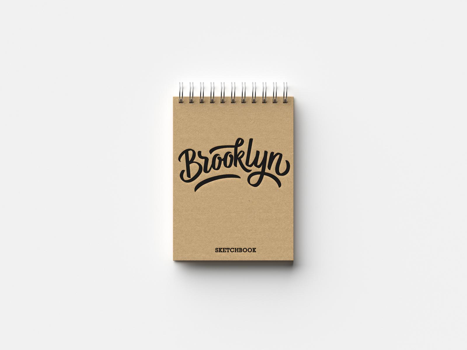 Brooklyn Vector Lettering