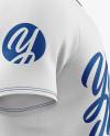Men's Full Baseball Kit Mockup