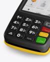 Payments Terminal Mockup