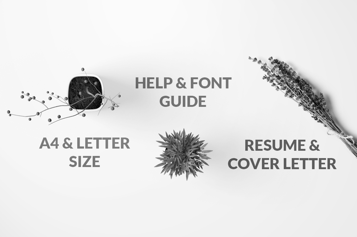 Resume/CV Template - Kent