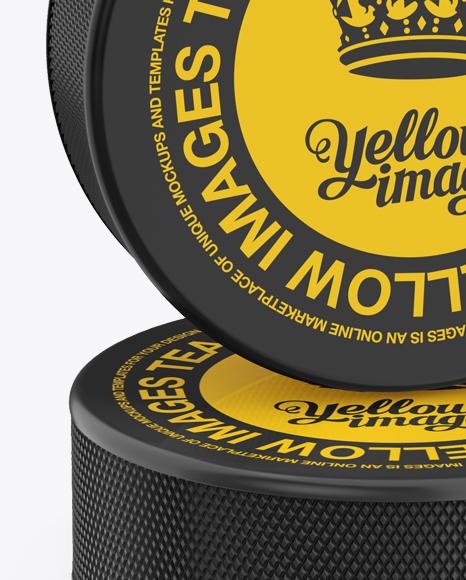 Download Mens Full Ice Hockey Kit With Visor Mockup Hero Shot Yellowimages