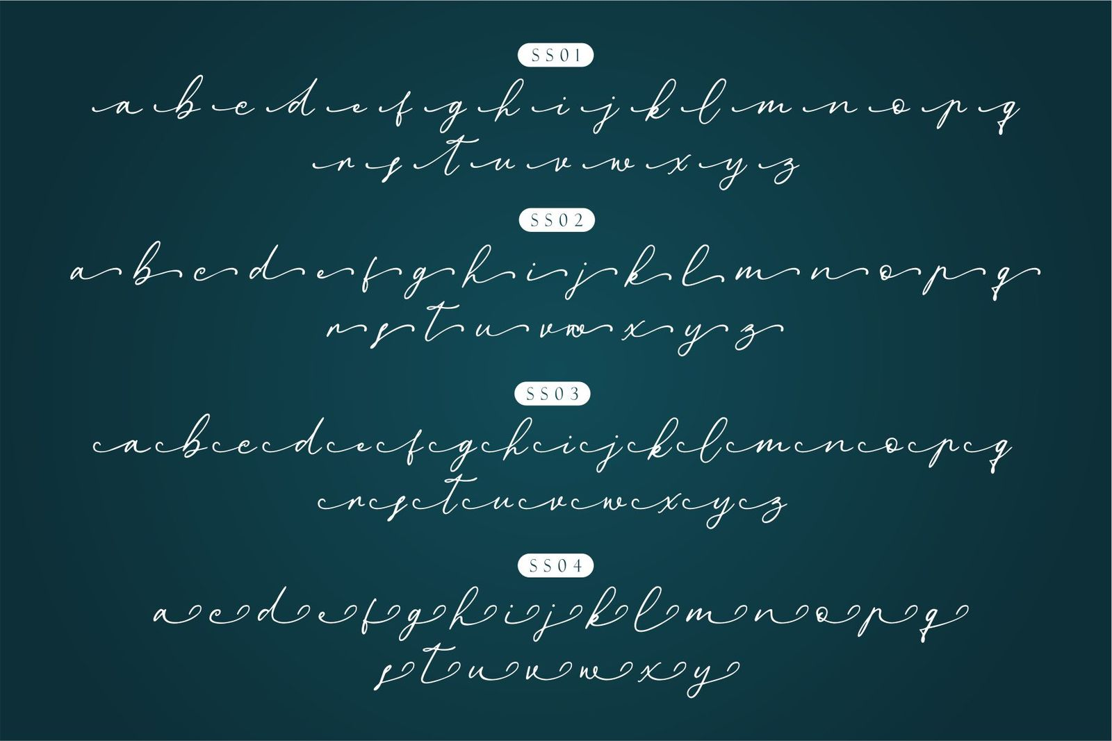 Donatellia - Luxurious Fonts