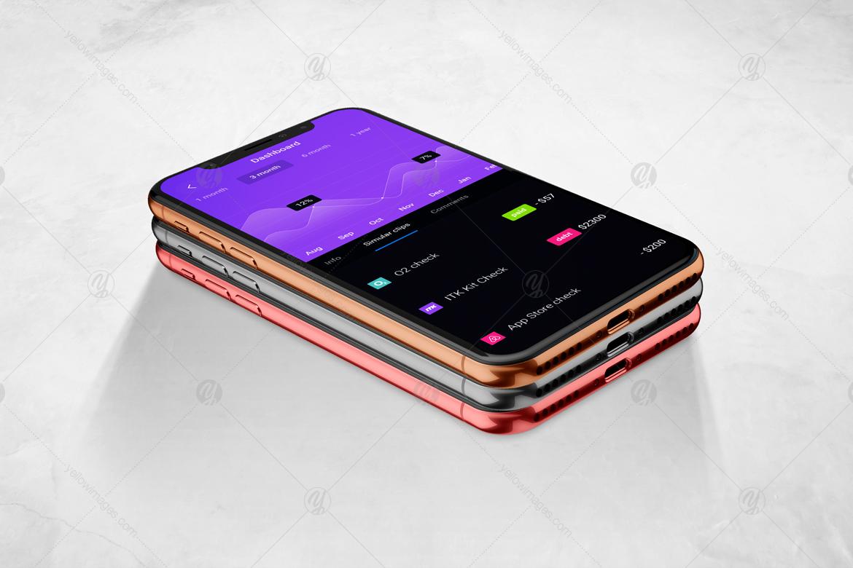 iPhone X Mockup V.2