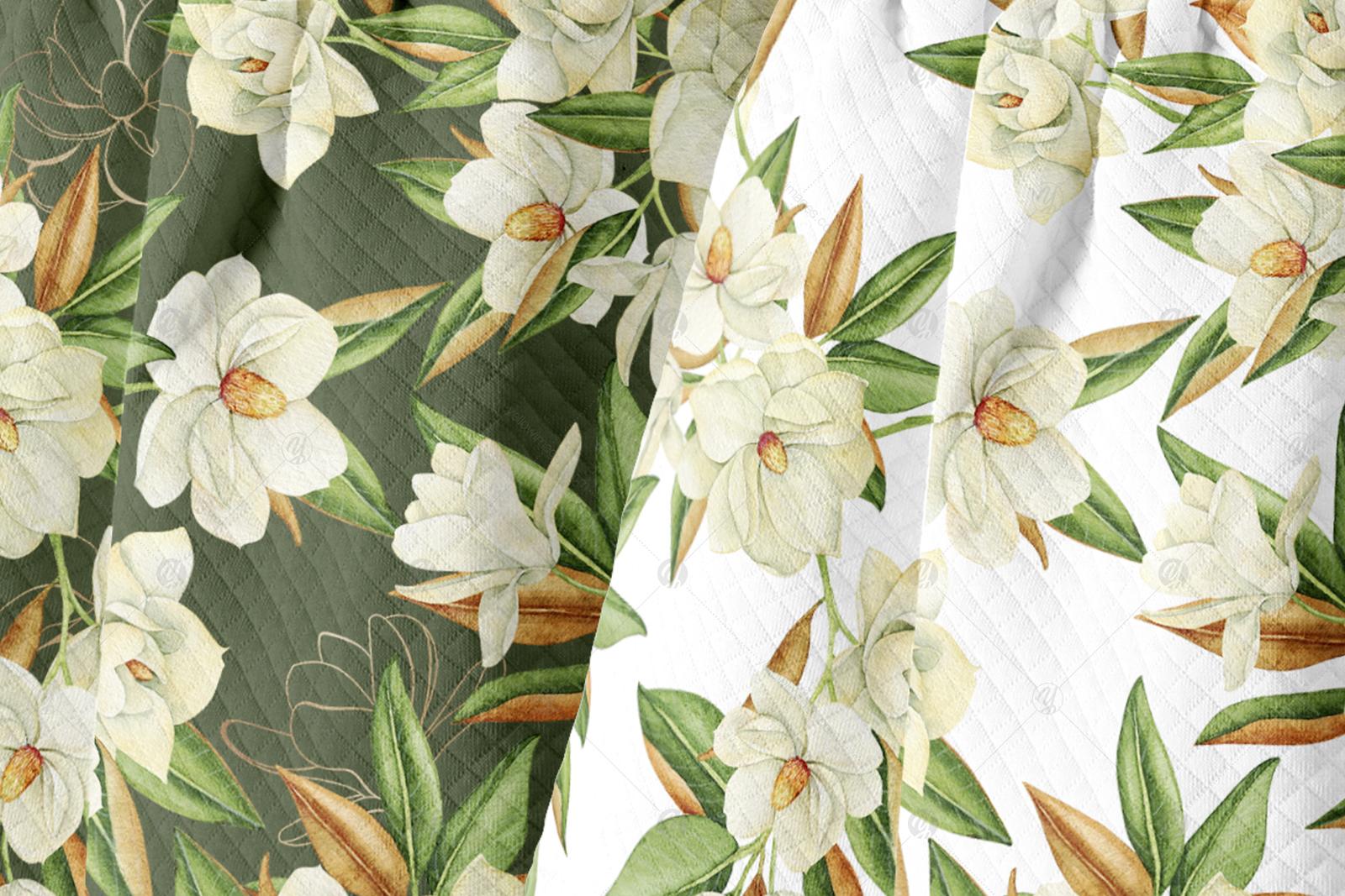 Magnolia - Watercolor Set