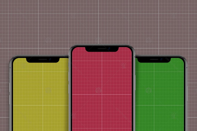 Phone X Mockup