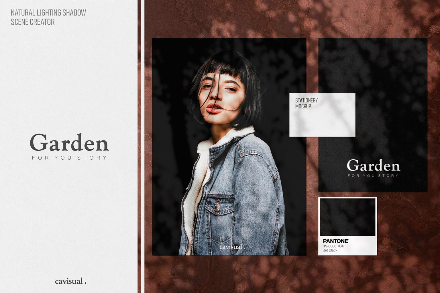 Garden - Natural Shadow Pack Vol.1