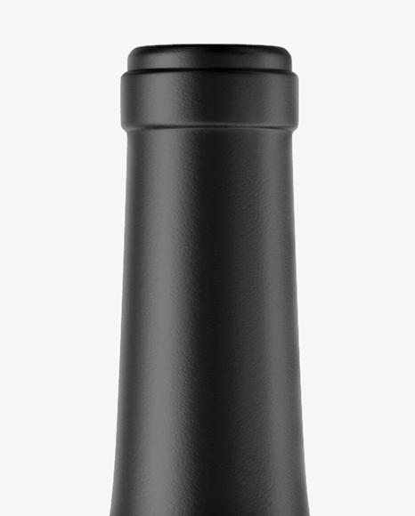 1.5L Ceramic Wine Bottle Mockup