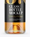 Whiskey Bottle Mockup