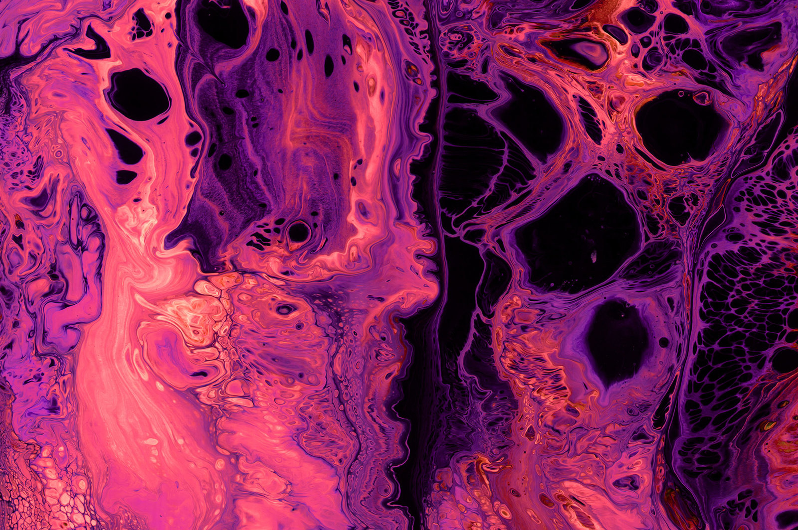 Fluid Paint Bundle: 45 Abstract Paintings