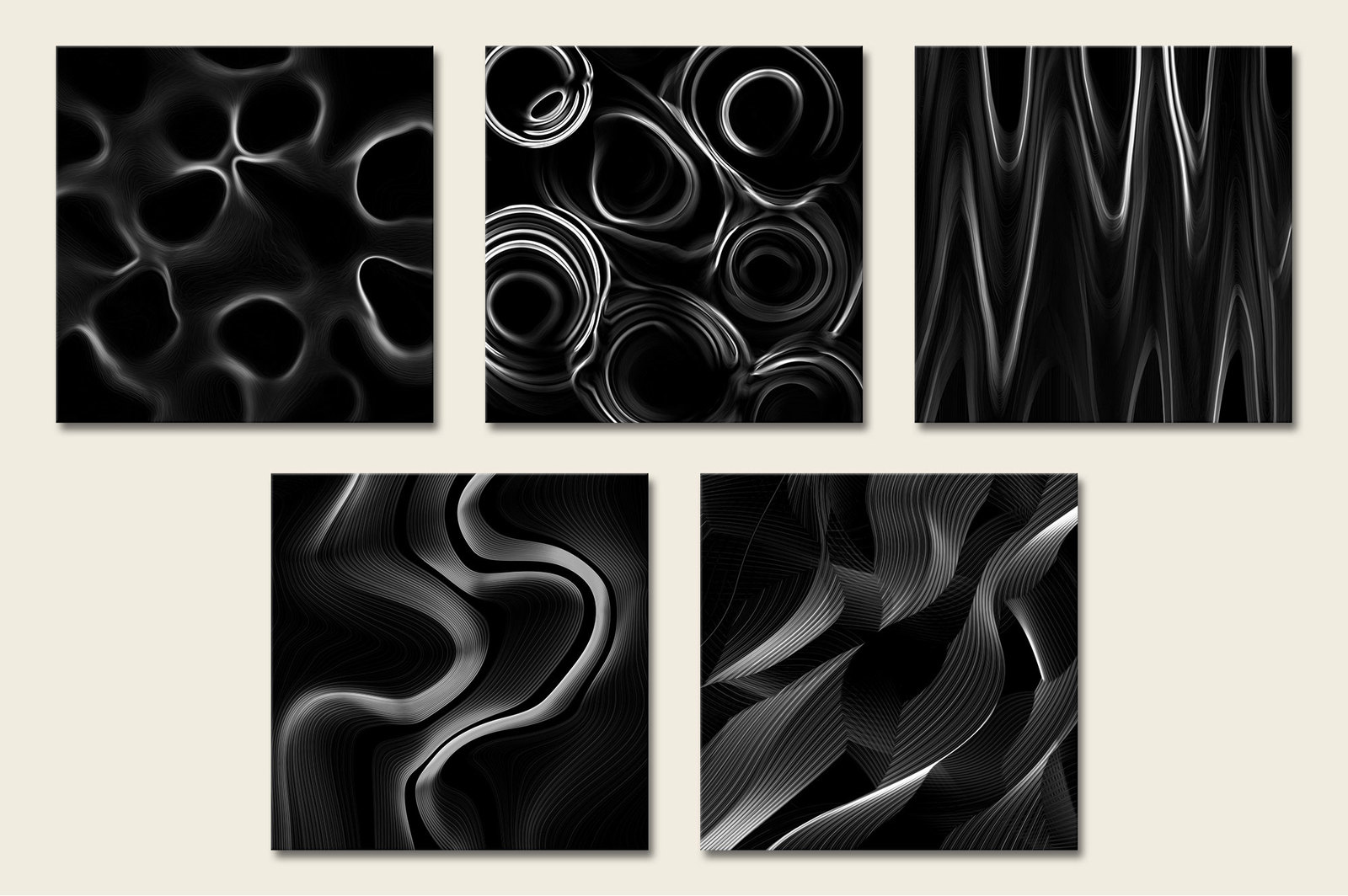 Neowave: Sweeping Abstract Textures