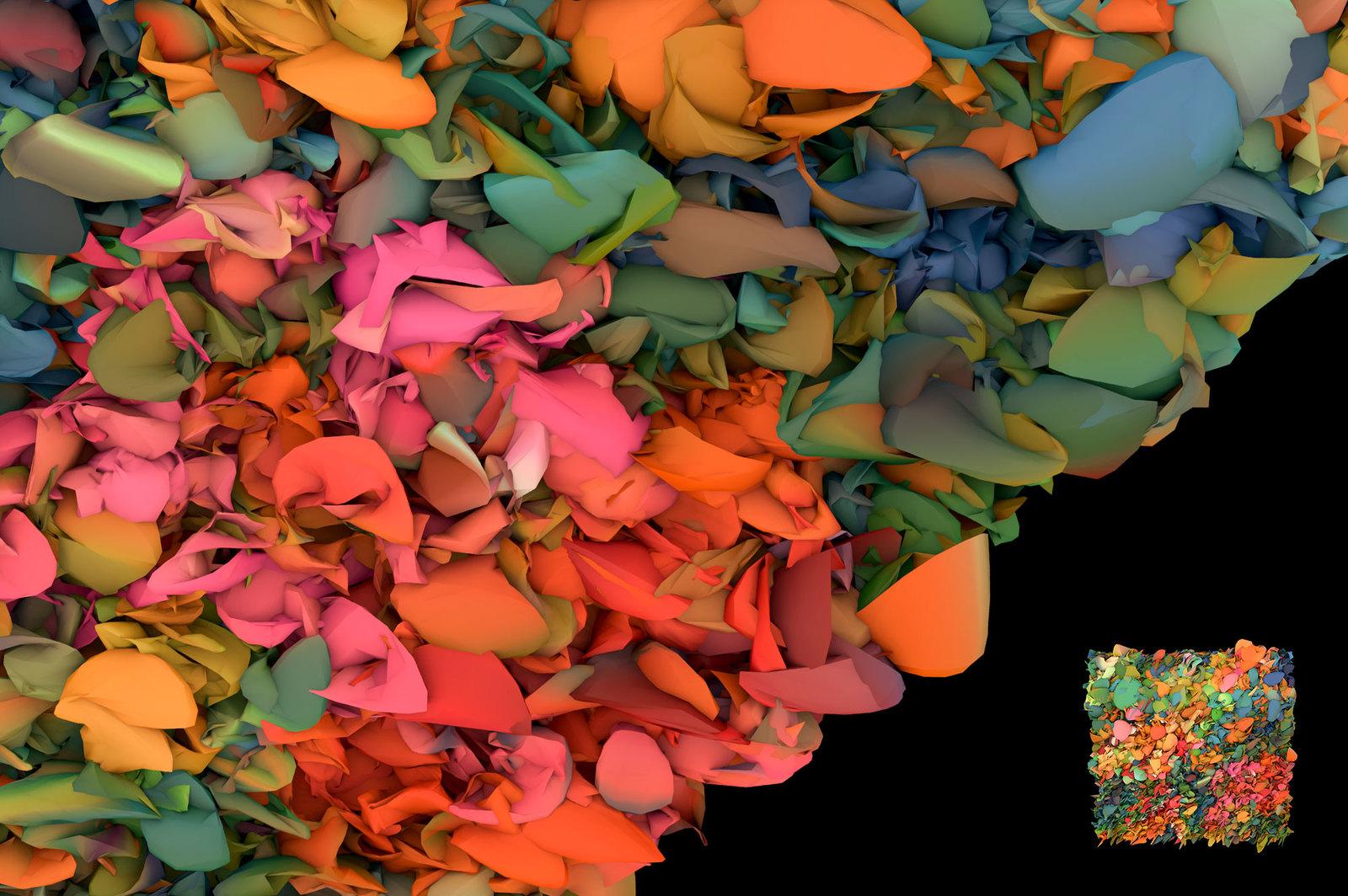 Fragment: 12 Experimental Textures