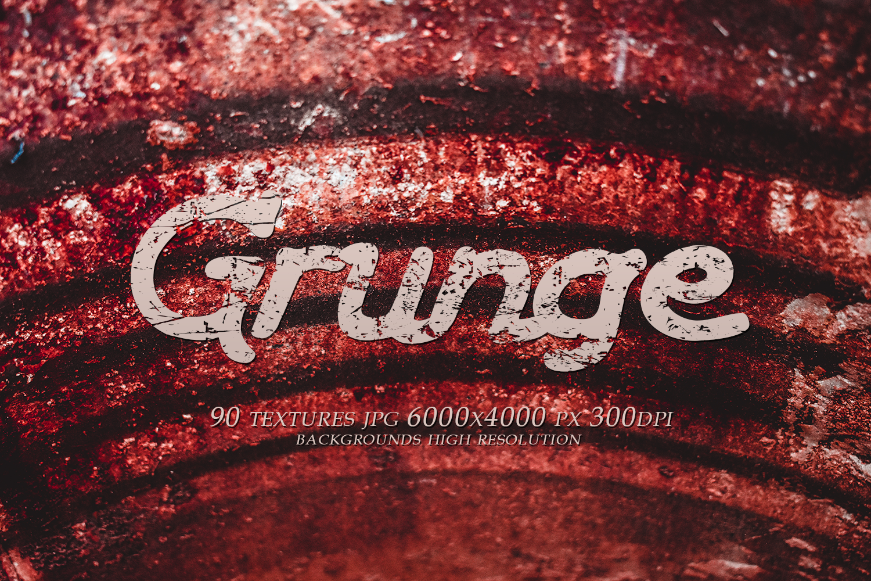 Grunge overlays vintage textures retro effects action preset