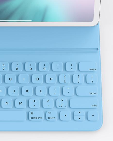 Ios Keyboard Mockup Free Mockups