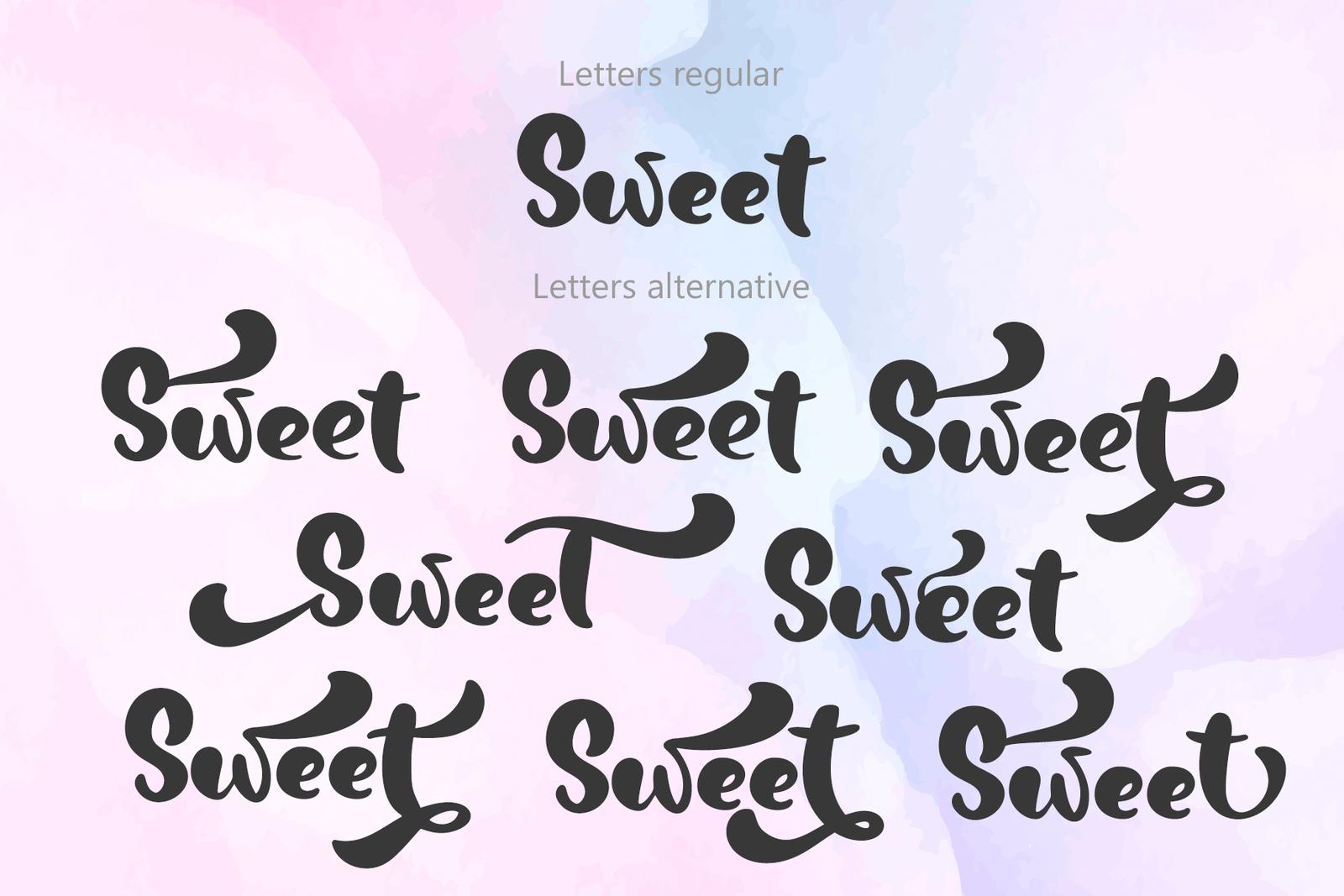 Sweet Dreams Script Font
