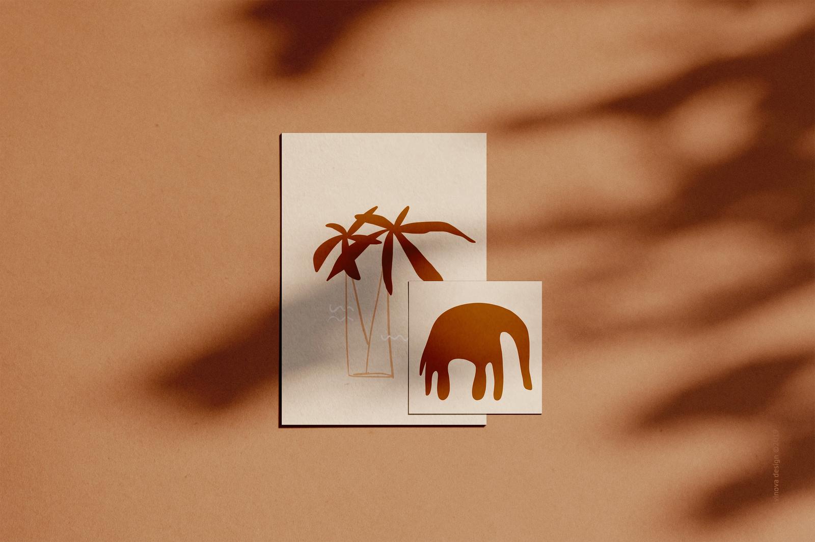 Kids Modern Graphic Art