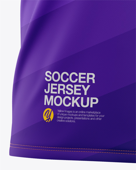 Download Mens Henley Collar Soccer Jersey Mockup Front View Football Jersey Soccer T Shirt Yellowimages