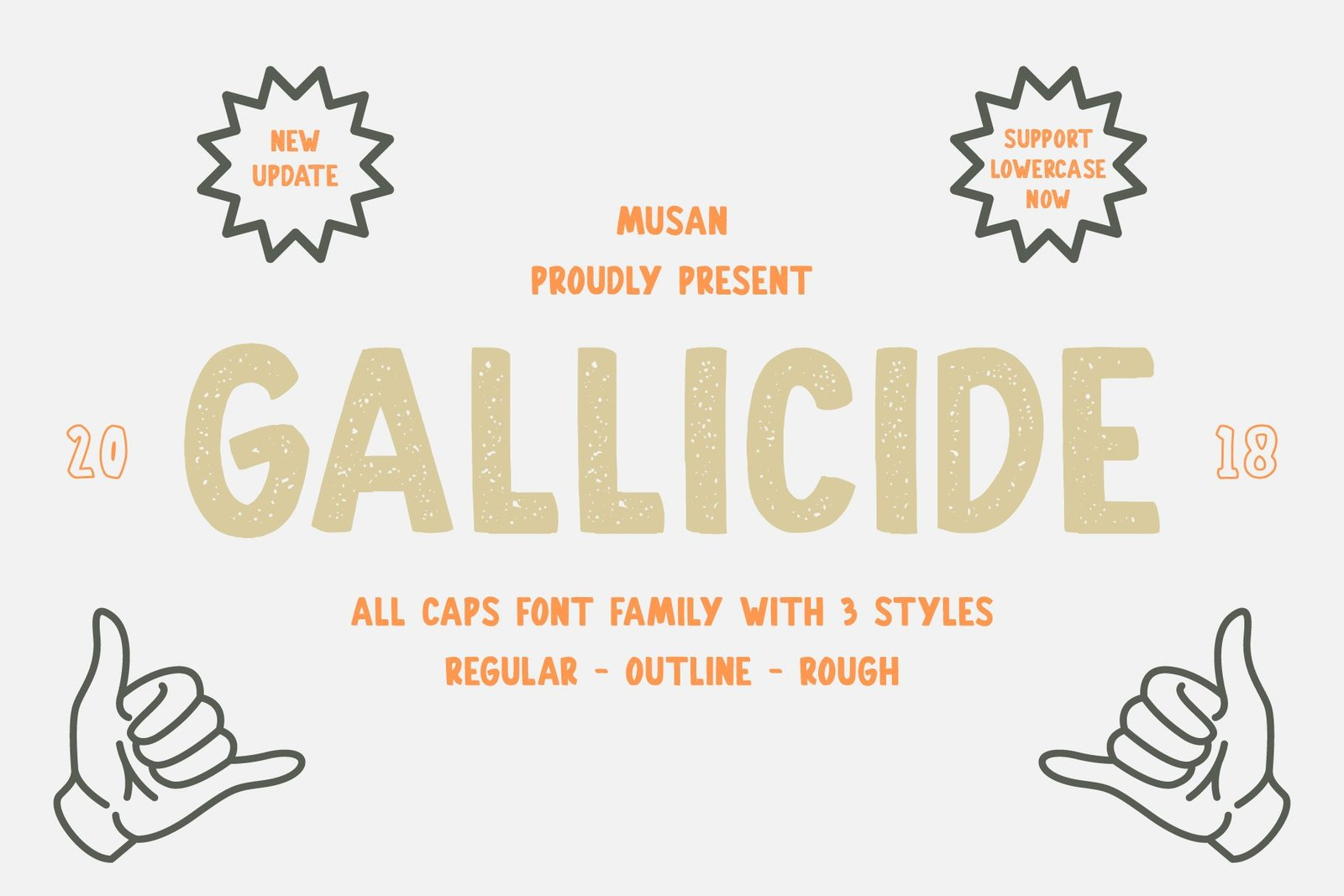 Gallicide With Extras