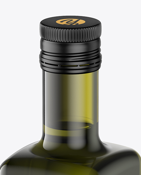 Download 375ml Green Glass Olive Oil Bottle Mockup In Bottle Mockups On Yellow Images Object Mockups PSD Mockup Templates