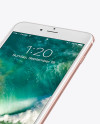 Apple iPhone 6 Plus Mockup