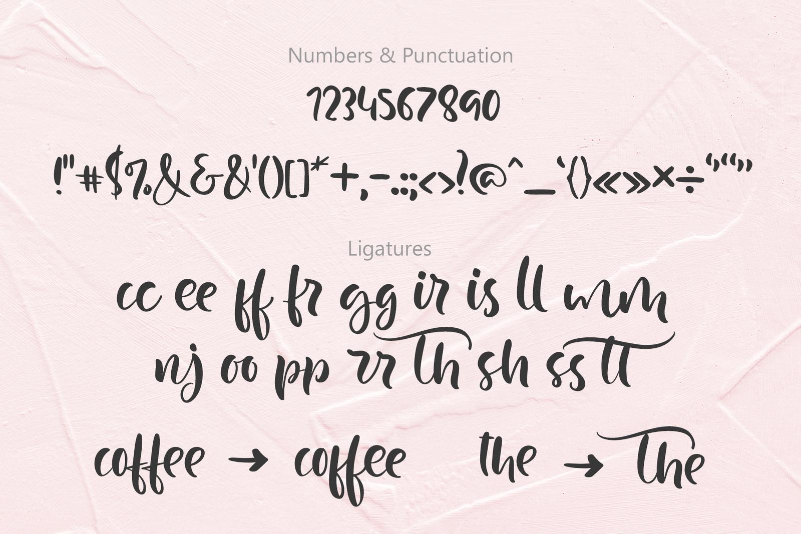 Just Case Modern Script Font